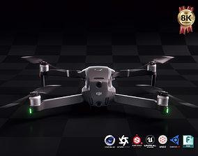 3D model DJI Mavic 2 Pro