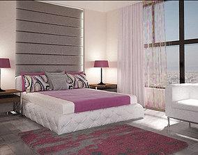 3D print model blanket bedroom