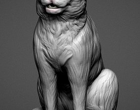 3D printable model Smudge The Cat