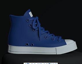 3D Shoe sneaker