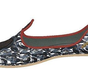 lady fasion shoe 3D printable model