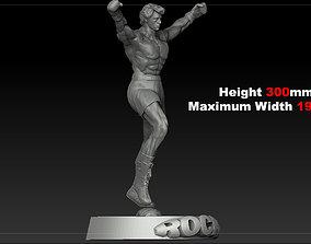 OFFER Rocky Balboa-Silvester Stallone For The Print 3D 2