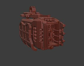 3D printable model Giant Robot Mammoth Assault Pod with 1