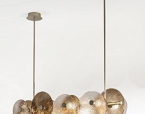 sicis chandelier 3D asset