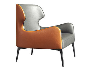 3D model Modern sofa 060