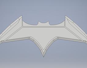 Batarang joker 3D printable model