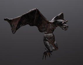 3D model Eagle Is A Monster