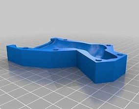 Chocolate Bunny Mold 3D print model
