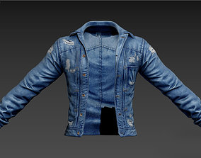 3D model Denim V1 wear