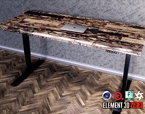 3D model Standing Desk