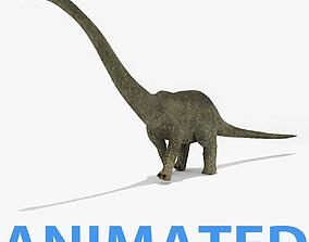Diplodacus Dinosaur 3D model