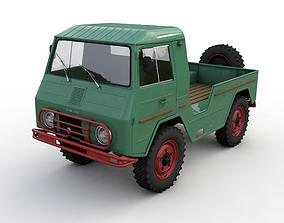 3D model VOLVO LAPLANDER L3314 1967