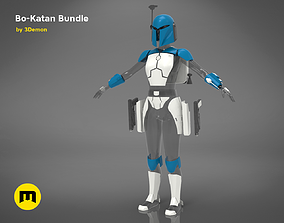 games 3D printable model BoKatan Bundle