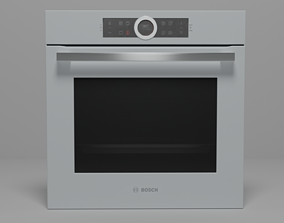 3D model cooker Kitchen Oven