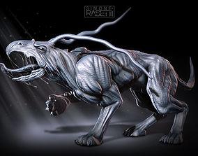 Dragon animal 3D printable model