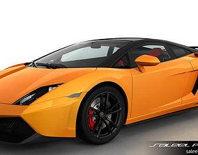 Lamborghini Gallardo 570 Superleggera 3D