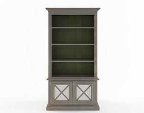 3D model Book shelf Veranda