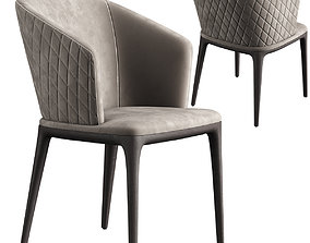 3D model LOUISE chair ANGELO CAPPELLINI