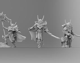3D print model Legion Master - The Phoenician