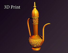 Magic kettle 3D printable model