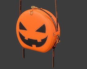 3D model Halloween Bag Louis Vuitton Boite Chapeau 2