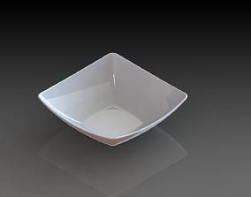 Kitchen Bowl 3D Printed