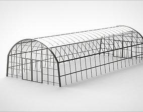 green house gardening 3D