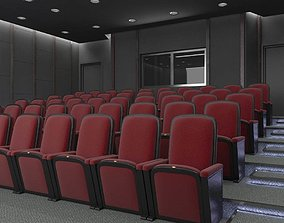 Cinema 3D model building