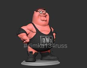 Family Guy 3D print model