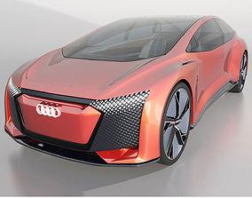 3D Audi Aicon 2017
