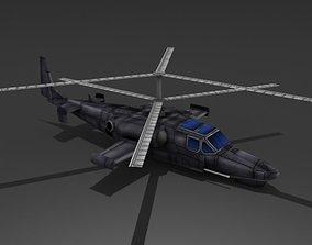 Ka-50 Hokum 3D asset