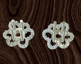 earring free 3D printable model
