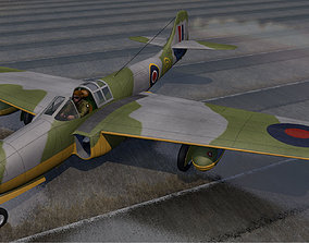 3D Bell P-59A Airacomet