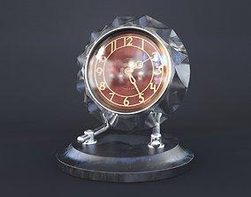 Antique Clock 3D