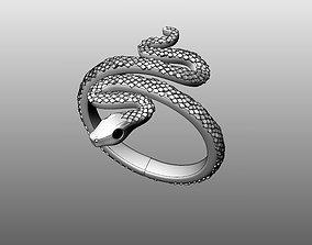 Ring Snake 3D printable model