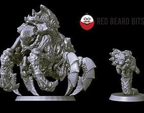 3D print model Xenoteras Bomber