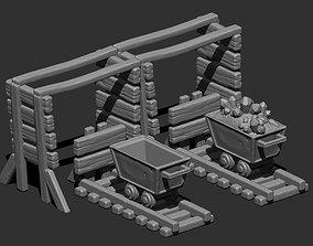 3D Printing Mine Props