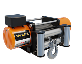 3D Electric winch
