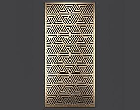 3D Decorative panel 339