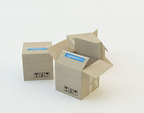 gift 3D Cardboard Box
