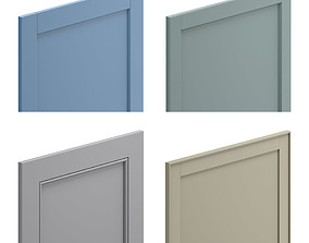 Classic cabinets 3D