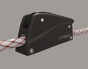 3D model Rutgerson RC 75 Rope Clutch