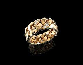 3D print model pendant-necklace Gold N728