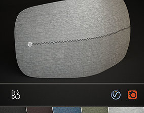 3D model Bang and Olufsen BeoPlay A6