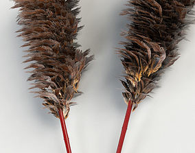 Feather Duster 3D model