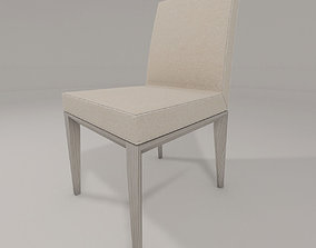 3D model bess low chair by calligaris