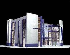a building 3D