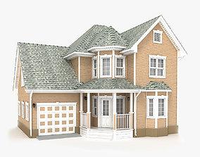 3D model Cottage 61