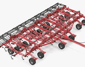 CASE Tiger-Mate 255 Field Cultivator 3D model