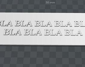 3D printable model house Plate- Women bathroom